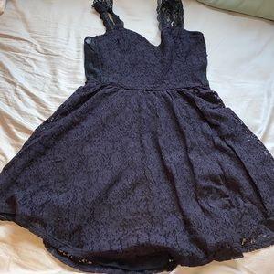 Abercrombie lace dress